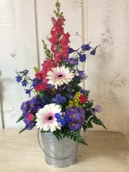 Country Charm from Kircher's Flowers in Defiance and Paulding, OH