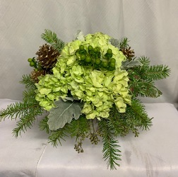 Holiday Elegance from Kircher's Flowers in Defiance and Paulding, OH