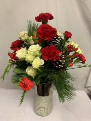 Christmas Dream from Kircher's Flowers in Defiance and Paulding, OH