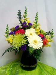 Garden Party from Kircher's Flowers in Defiance and Paulding, OH