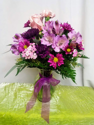 Sweetest Violet from Kircher's Flowers in Defiance and Paulding, OH