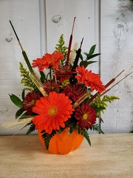 Pumpkin Delight from Kircher's Flowers in Defiance and Paulding, OH