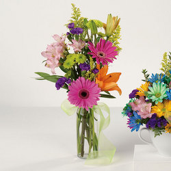 Beautiful Bouquet Vase from Kircher's Flowers in Defiance and Paulding, OH