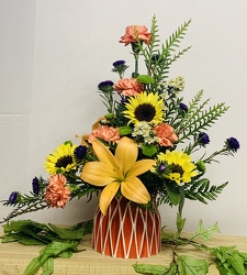 Fantastic Fall from Kircher's Flowers in Defiance and Paulding, OH