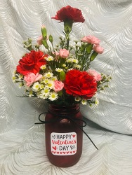 Happy Valentine's Day from Kircher's Flowers in Defiance and Paulding, OH