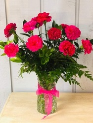 Carnation Delight  from Kircher's Flowers in Defiance and Paulding, OH