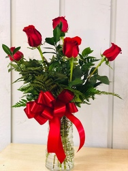 Roses Forever from Kircher's Flowers in Defiance and Paulding, OH