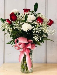 Wonderful Day Deluxe from Kircher's Flowers in Defiance and Paulding, OH