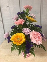 Delightful from Kircher's Flowers in Defiance and Paulding, OH