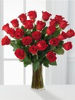 Two Dozen Roses from Kircher's Flowers in Defiance and Paulding, OH