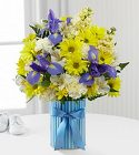 The FTD Little Miracle™ Bouquet - Boy from Kircher's Flowers in Defiance and Paulding, OH