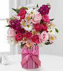 The FTD Little Miracle™ Bouquet - Girl from Kircher's Flowers in Defiance and Paulding, OH