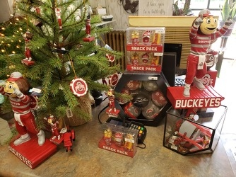 Ohio State Merchandise from Kircher's Flowers in Defiance and Paulding, OH