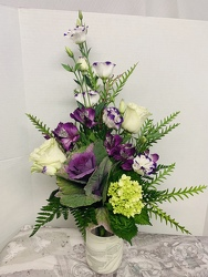 Purple Passion  from Kircher's Flowers in Defiance and Paulding, OH