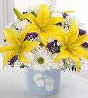 The FTD Sweet Dreams Bouquet - Boy