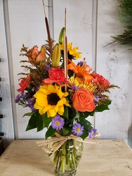 Shades of Autumn from Kircher's Flowers in Defiance and Paulding, OH