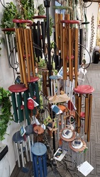 Wind Chimes from Kircher's Flowers in Defiance and Paulding, OH