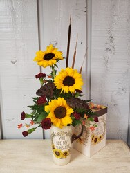 You Are My Sunshine from Kircher's Flowers in Defiance and Paulding, OH