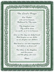 Lord's Prayer from Kircher's Flowers in Defiance and Paulding, OH